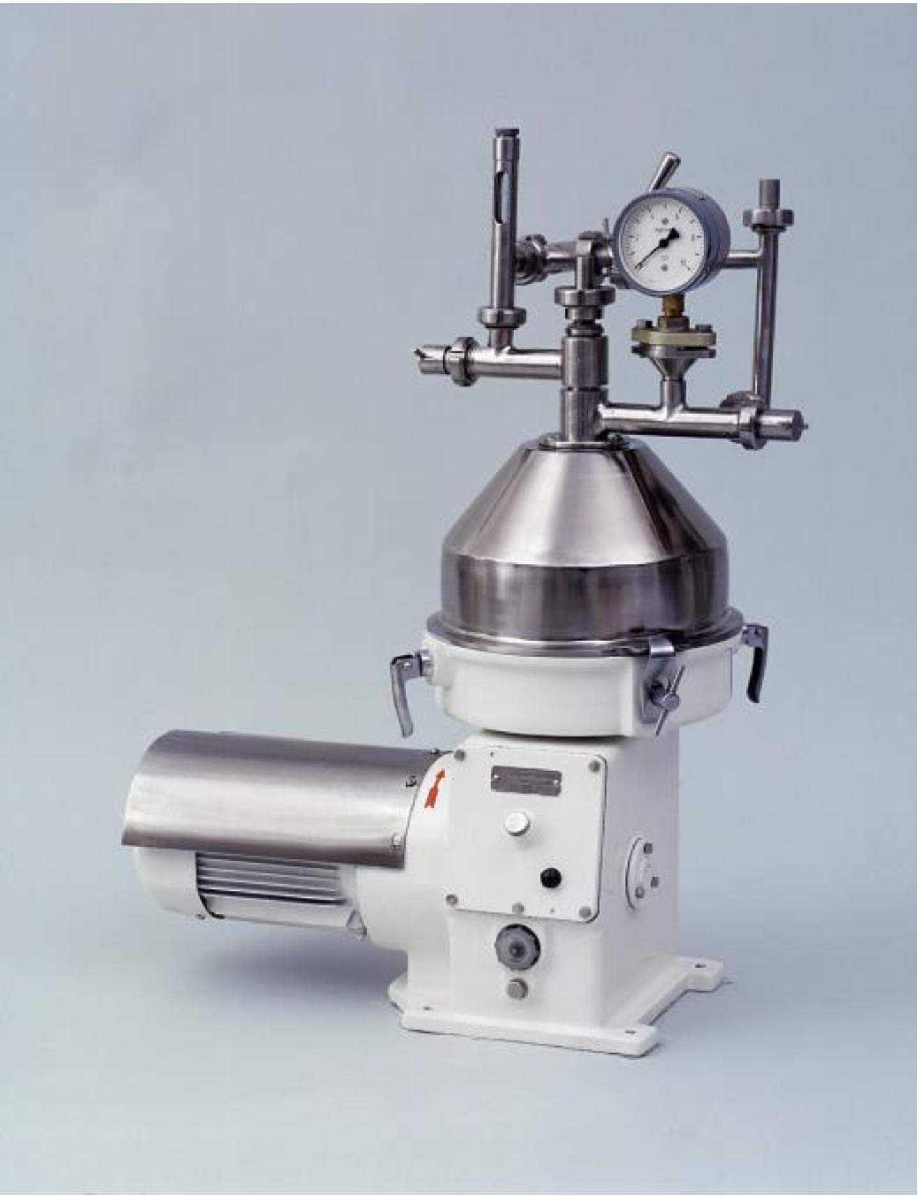 Сепаратор-сливкоотделитель Ж5-ОС2Т-3 5000